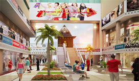 commercial SCO in sector 85 faridabad